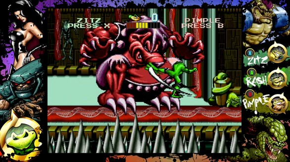 Rare Replay - Battletoads Arcade