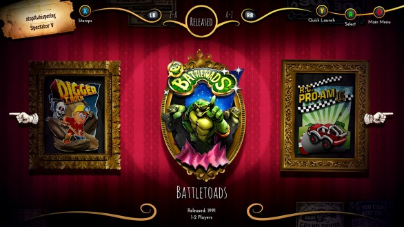 Rare Replay game gallery - Battletoads