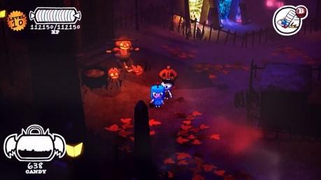 Costume Quest Halloween