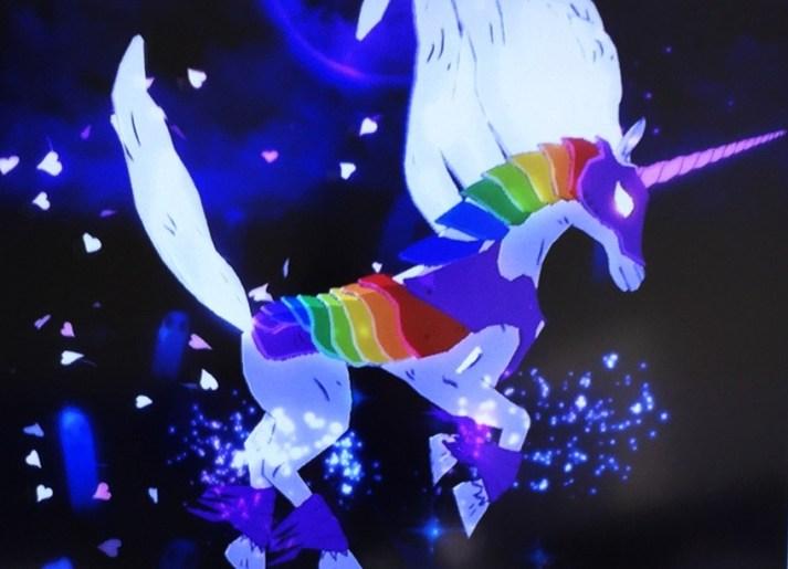 Costume Quest Unicorn