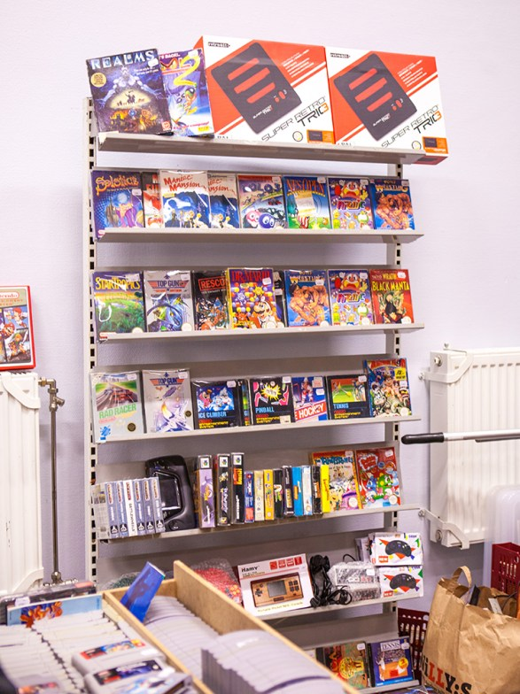 Boxed NES at Retro Gathering