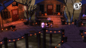 Costume Quest 2 Houses
