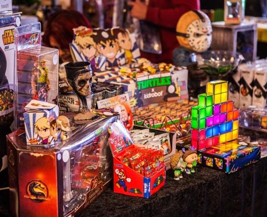 Geeky things at Retrospelsfestivalen 2015