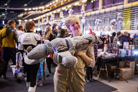 Firefly cosplay - ComicCon Gamex 2015