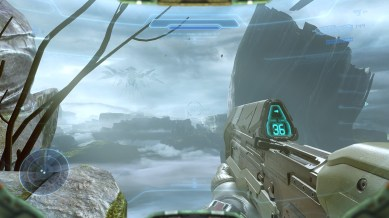 Halo 5 Guardians - Enjoying the sceneries 6