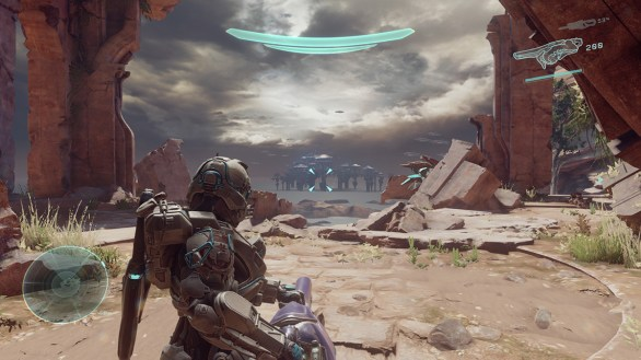 Halo 5 Guardians - I'm a walking turret baby
