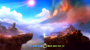 Ori & The Blind Forest - beautiful sceneries