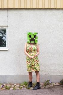 Minecraft Creeper Ehm hello