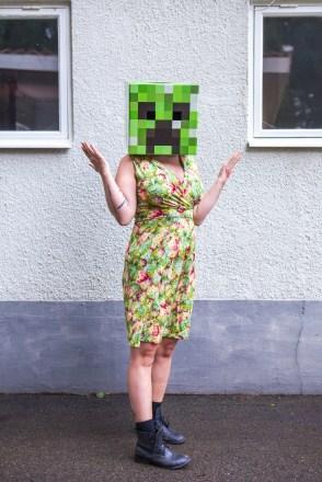 Minecraft Creeper what!