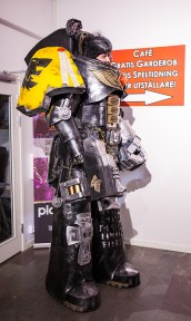 Warhammer 40k cosplay