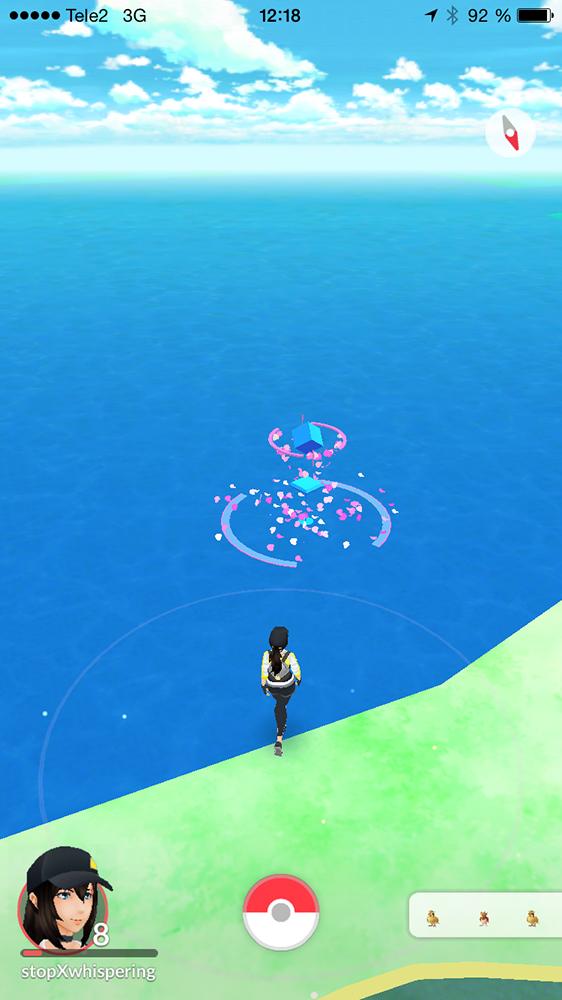 Fail Google Maps - Pokémon Go