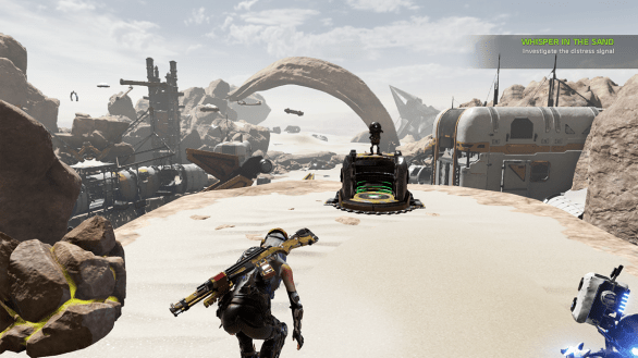 Fast Travel Station - ReCore
