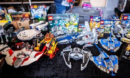 Lego Star Wars - Sci-Fi World