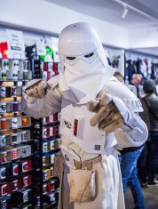 Sand trooper - Sci-Fi World