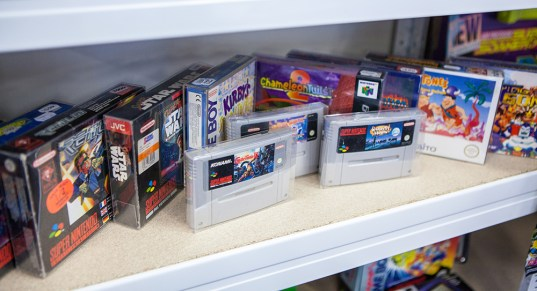 Super Nintendo games - Sci-Fi World