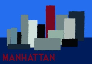 manhattan-red