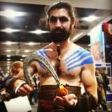 Baratheon stag - Drogo