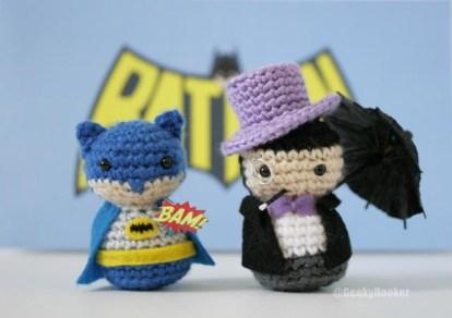 Batman & penguin copy