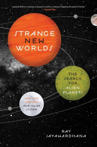 Strange New Worlds book cover