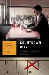 Countdown City Cover