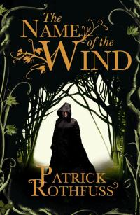 Name of the Wind book cover