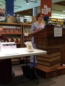 Mary Robinette Kowal reading