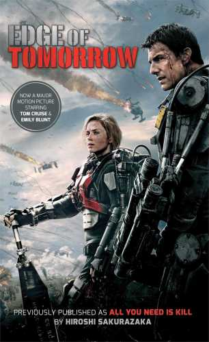 edge of tomorrow book