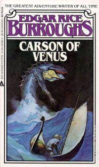 Carson of Venus cover