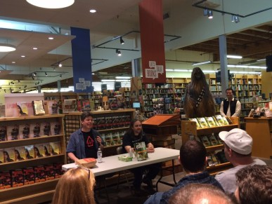 Daniel and Ty author event
