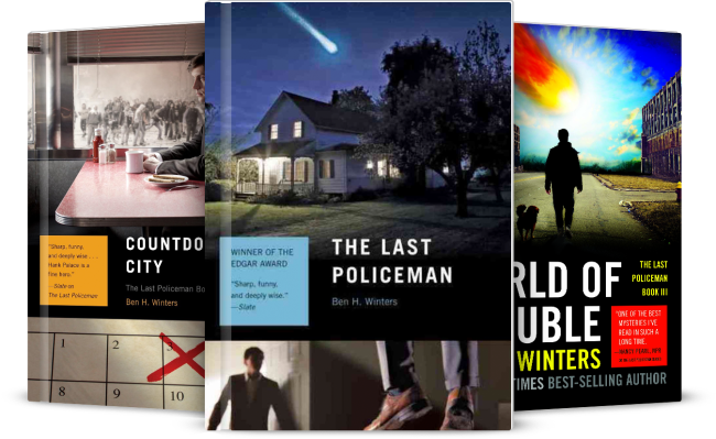 The Last Policeman Trilogy