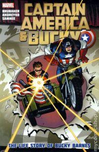 Captain America and Bucky Barnes Life Story of Bucky