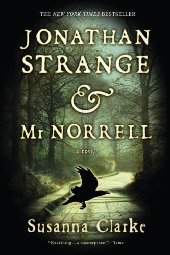 Jonathan Strange & Mr. Norrell cover