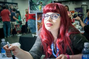 Kelly Sue DeConnick dispenses some writing advice.