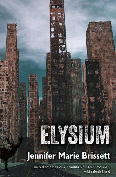 elysium book cover