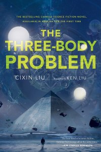 Three-Body Problem Book Cover