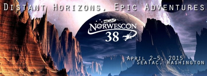 Norwescon 38 banner image