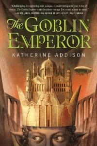 Goblin Emperor Cover