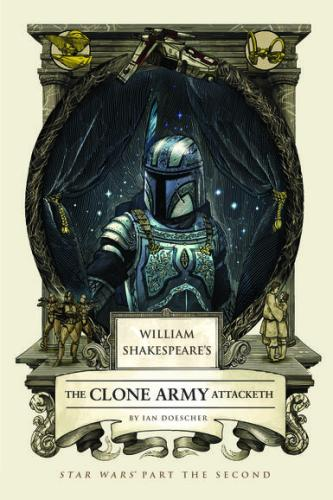 The Clone Army Attacketh book cover