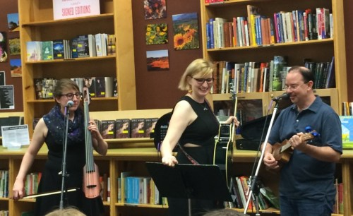 John Scalzi and the Doubleclicks