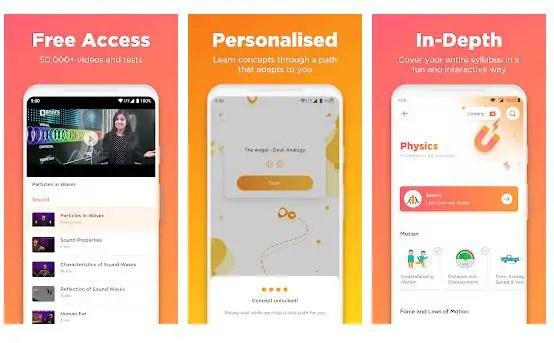 best learning app for student