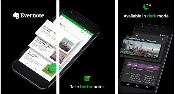 best note app for college students