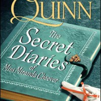 BOOK REVIEW: The Secret Diaries of Miss Miranda Cheever by Julia Quinn