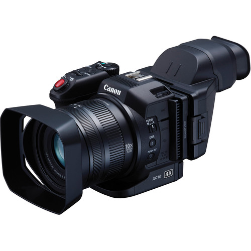 Canon XC10 4K Digital Camcorder Is Out