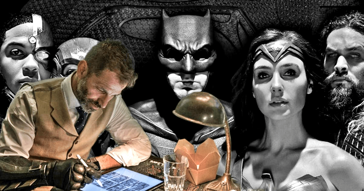 Here Is Zack Snyder's Version Of Justice League And All The Deleted Scenes