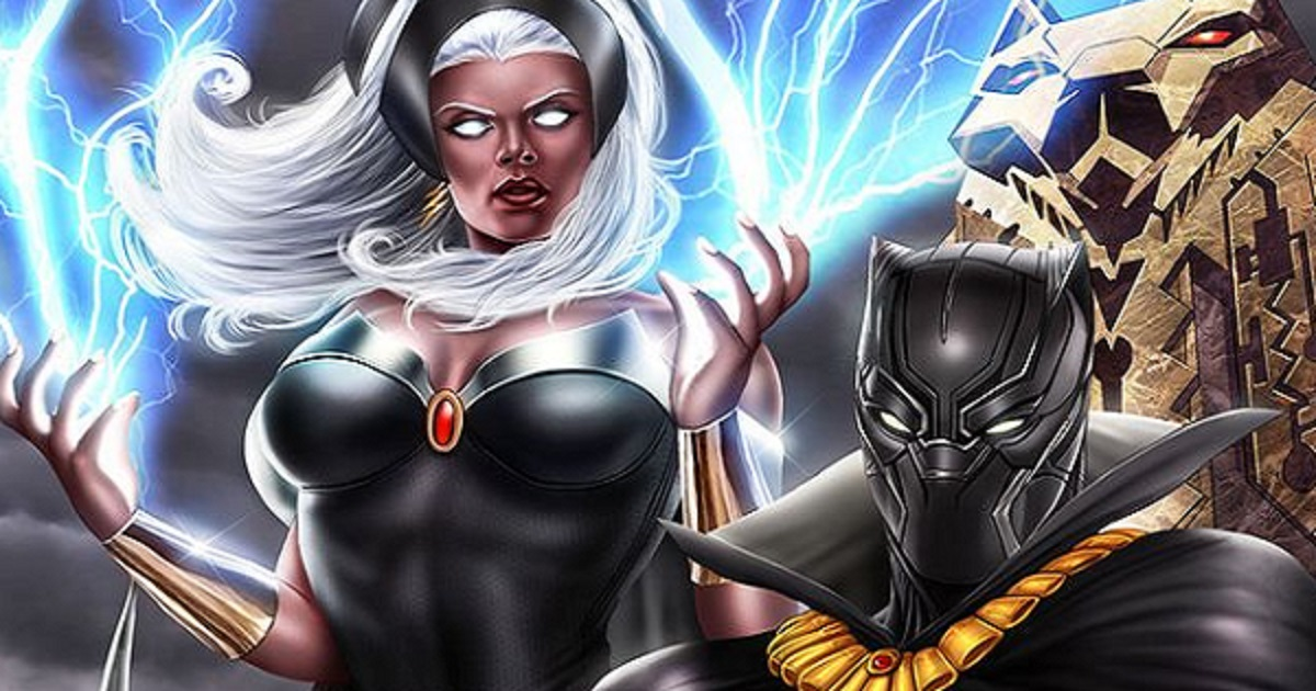 Home Comics Will We See Storm In A Black Panther Movie After The Disney Fox