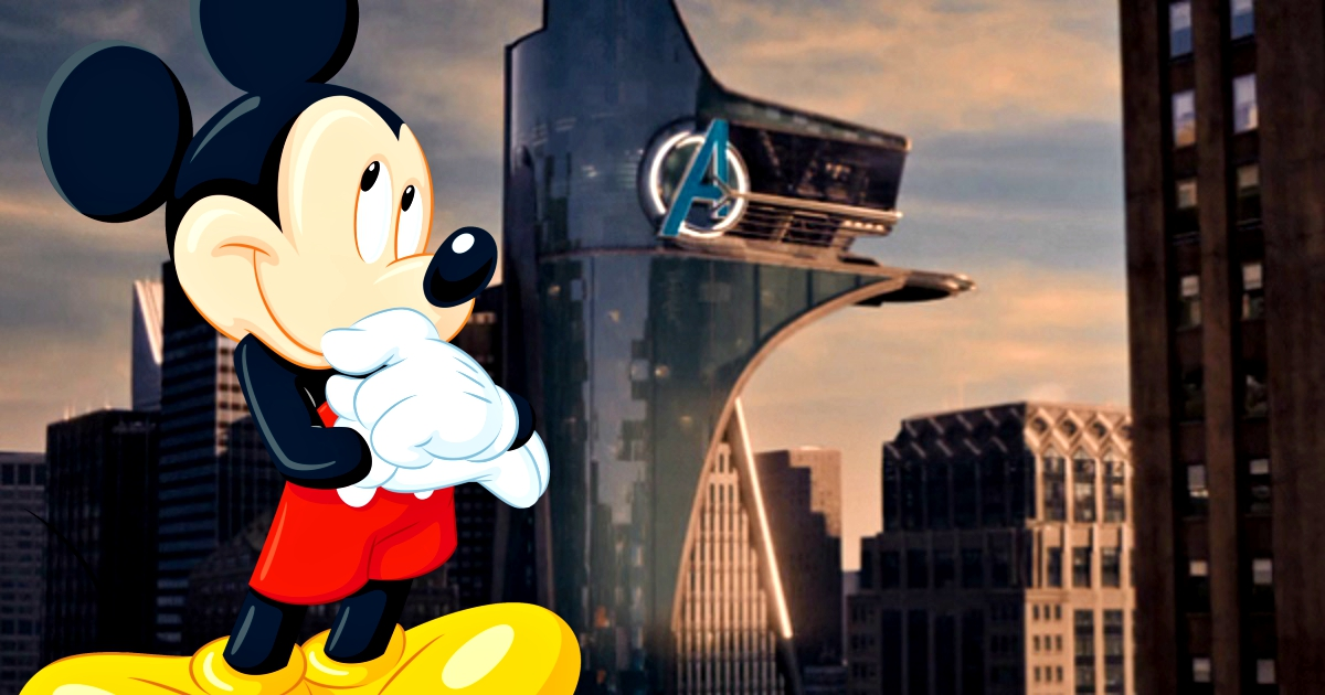 the disney fox deal may actually reveal who bought the avengers