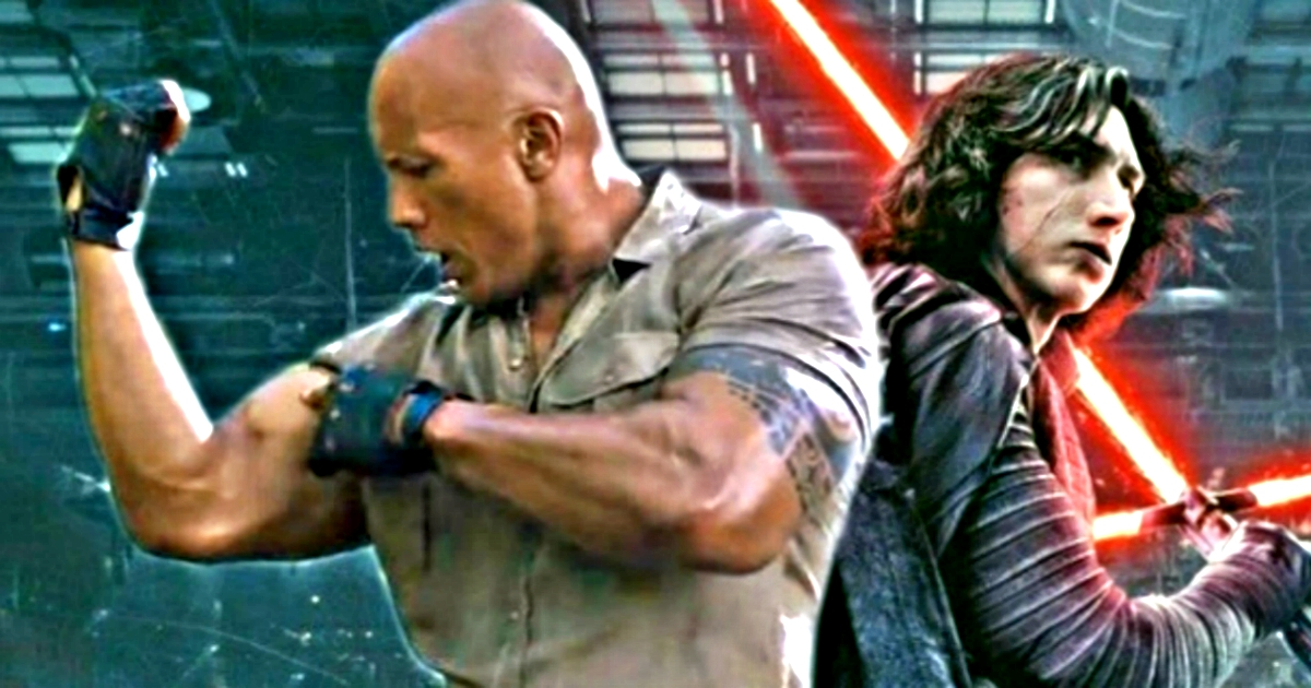 Jumanji Out Performs The Last Jedi At Box Office Geeky Reporter