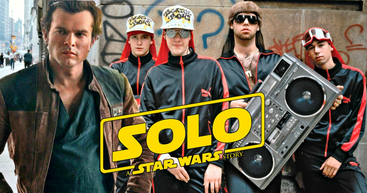 A Solo Trailer Has Been Made And It Set To Beastie Boys' Sabotage