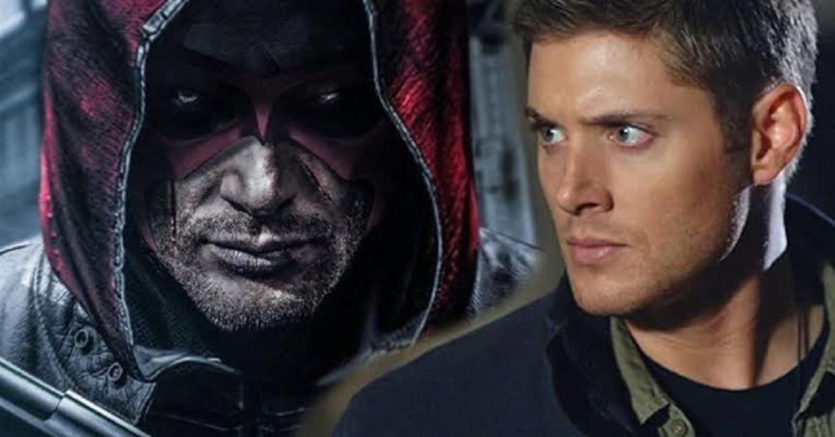 Star Of Supernatural, Jensen Ackles Dresses Up As Red Hood For Halloween And The Fans Are Going Wild