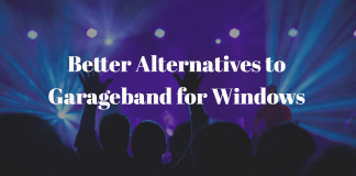 Better Alternatives to Garageband for Windows